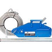 Лебедка рычажная тросовая TOR МТМ 1600, 1,6 т, L=20м фото