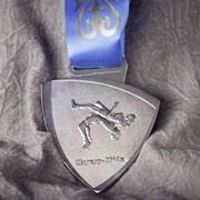 Медаль на ленте фото