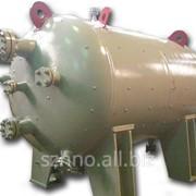 Сепаратор гравитационный СН12,5-3,0-1600 для удаления из потока газа мелкодисперсной и пленочной жидкости с механическими примесями фото