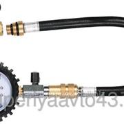 Компрессометр бензиновый, 0-20 атм МАСТАК 120-10020 фото