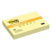 Post-it Classic Блокнот клейкий 3M Post-it 656-EE, 51х76мм, 100л, желтый фото