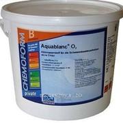 Аквабланк О2, активный кислород гранулированный фото