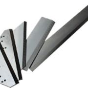 Гильотинные ножи фото