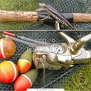 Товары рыболовные фото