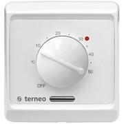 Термостат terneo rol — терморегулятор температуры воздуха обогреваемого помещения фото