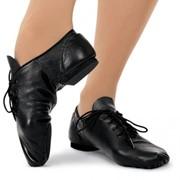 Джазовая обувь(кожа) фото