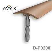 Пластиковые пороги Myck фото