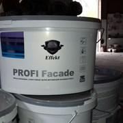 Краска ВД EFFEKT Profi Facade 15 кг фото