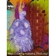 Детское бальное платье Роза фото