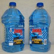 Стеклоомывающая низкозамерзающая жидкость «МИГ «ЗИМА -20°» фото