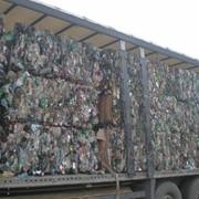 Пластик для вторичной переработки (вторсырьё) фото
