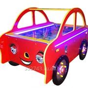 Аэрохоккей детский Машинка, арт. 60 фото