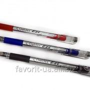 "Ручка масляная ""Goldex Ezi GRIP"" 892 синяя фото"