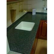 Изготовление столешницы и кухонной мебели под заказ, Астана фото