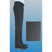 Мужские брюки классические с одной складкой арт. 6732 фото