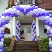Оформление праздников воздушными шарами фото