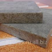 Цементно-стружечные плиты фото