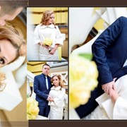 Свадебные фотокниги и фотоальбомы фото