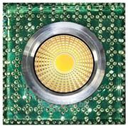 Светодиоды точечные LED QZFG-02 SQUARE 3W 5000K фото