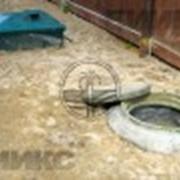 Автономная канализация частного дома фото