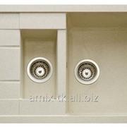 Кухонная мойка Ультра 780.500.15, модуль 60см - ULS780.500-15-58 фото