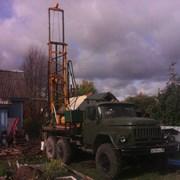 Бурение и обустройство скважин на воду в Новосибир фото