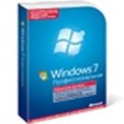 Установка программного обеспечения Windows 7 Профессиональная