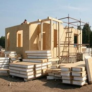 Дома из СИП-панелей строим везде фото