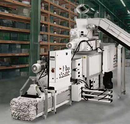 Пресс канальный для макулатуры технология производства из макулатуры