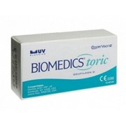 Линзы Biomedics Toric 55 (6 линз) фото