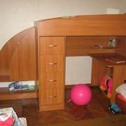 Комплект детской мебели фото