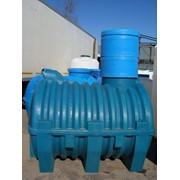 Автономная система биологической очистки стоков бытовой канализации - септик фото