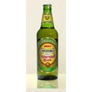 Светлое непастеризованное пиво Солнечный Колос фото