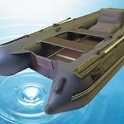 Надувная лодка ПВХ ANNKOR 340 фото