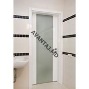 Классическая дверь MDF, арт. 55 фото