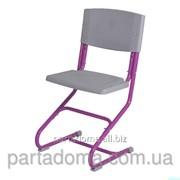 Ортопедический растущий стул Дэми СУТ.01 розовый фото