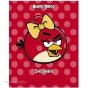 Дневник д/1-11 кл. 40л. А5ф Angry Birds 10401 фото