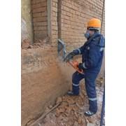 Демонтаж, снос стен, перегородок, перекрытий фото