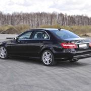 Аренда Mercedes с водителем