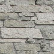 Доломитизированный известняк 5-ти сторон. обр. высота 100 мм толщина 25 – 35 мм: 100*100 мм (Без скола) фото