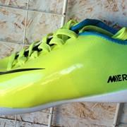 Кроссовки Nike mercurial фото