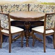 Столы и стулья фото