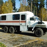 Аварийно-спасательные автомобили АСО-20 034 ПВ фото