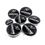 Набор эмблем Hamman для BMW, в комплекте 7 шт фото