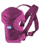 Кенгуру Chicco Go Baby Carrier Fuchsia Wave фото