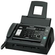 KX-FL423RU-B Panasonic факсимильный аппарат лазерный, Чёрный