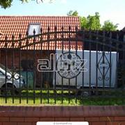 Бронированные и кованые двери фото