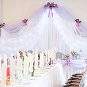 Оформление и украшение свадьбы Витебск фото