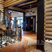 Дизайн интерьера Pine House И04