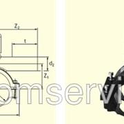 Вентиль для врезки с удлиненным патрубком DAV D75/32 фото